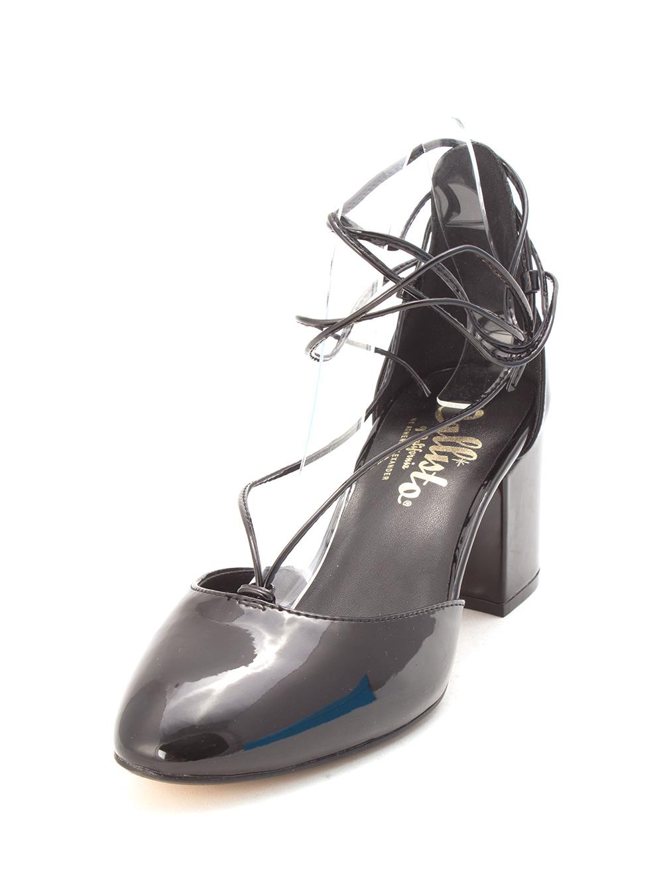 Callisto Womens Corda Strap Closed Toe Ankle Strap Corda D-orsay Pumps 0f3e40
