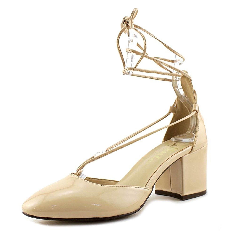 Callisto Ankle Womens Corda Closed Toe Ankle Callisto Strap D-orsay Pumps 0a8f7e