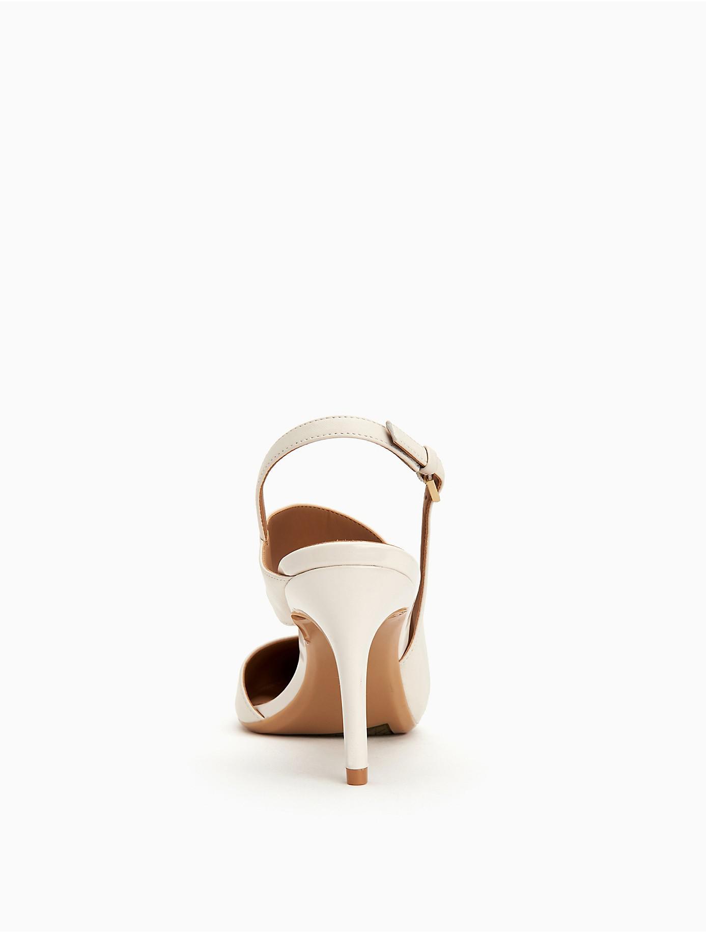 Calvin Klein - Marinda Femme, Beige (Des