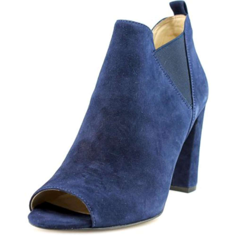 e53c206fb45c Marc Fisher Womens Sayla Suede Open Toe Ankle Fashion Boots