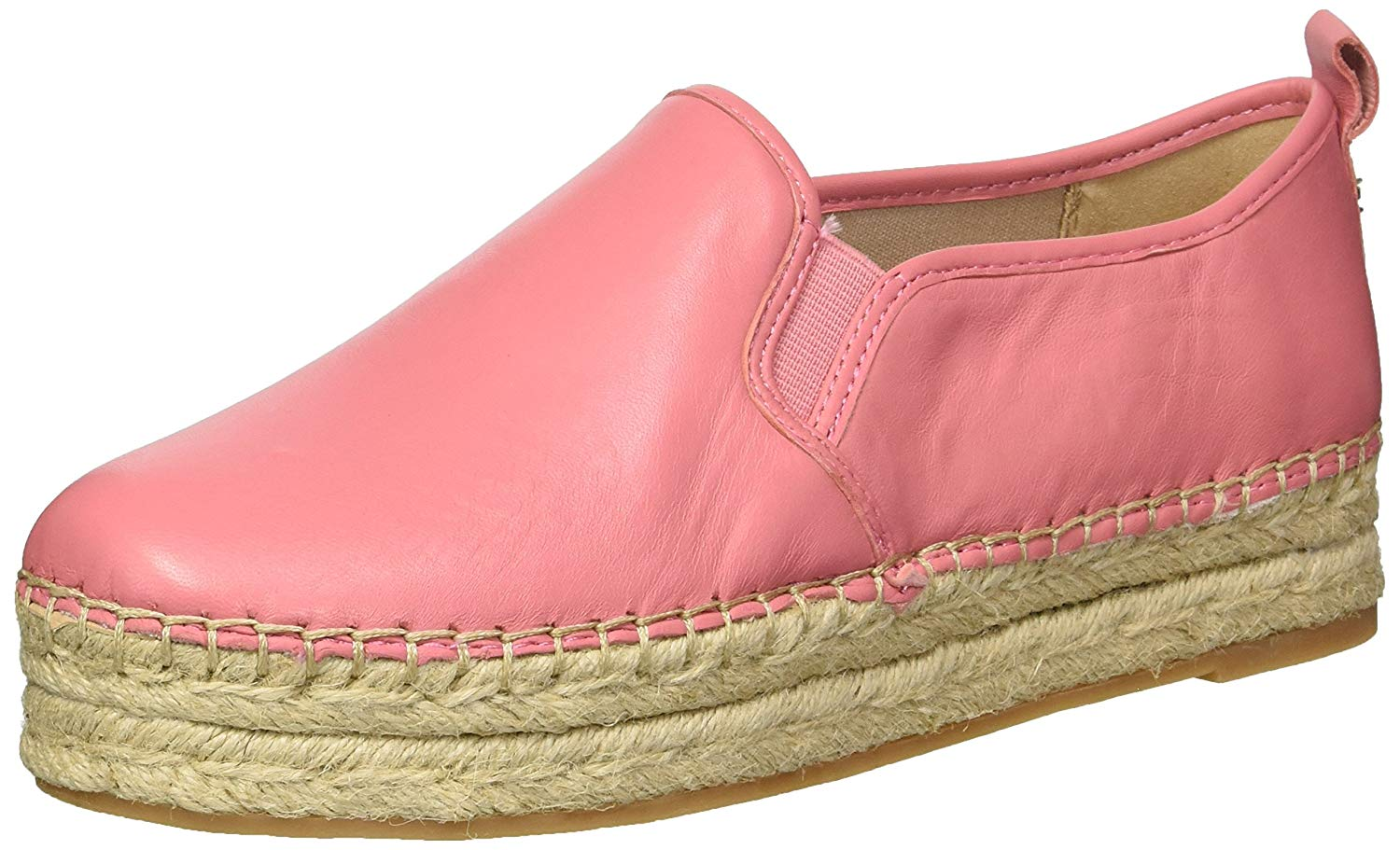 0a06e5343150b Details about Sam Edelman Womens Carrin Leather Closed Toe Espadrille Flats