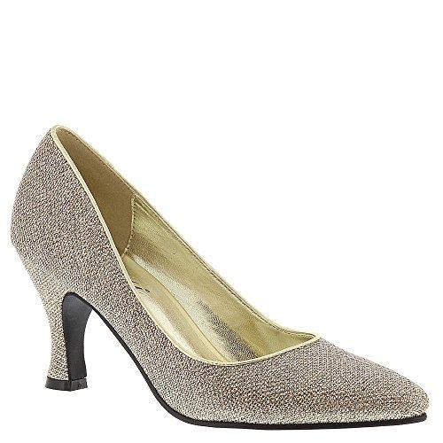 Bellini Femmes Zoot Pointes Chaussures Classique Escarpins or Taille 9 US 40 EU