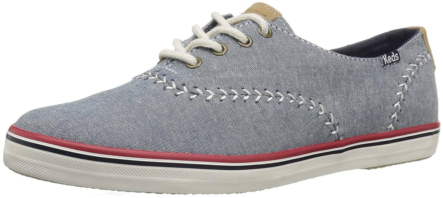 a4f2e08fe7f Details about Keds Women s Champion Pennant Fashion Sneaker