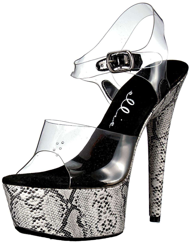 7b7da66d290 Ellie Shoes Women s 609-Akasha Platform Sandal