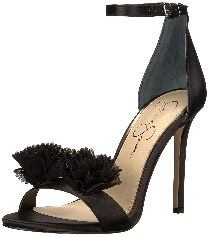 3adc4246fab Jessica Simpson Women s Jeena Heeled Sandal