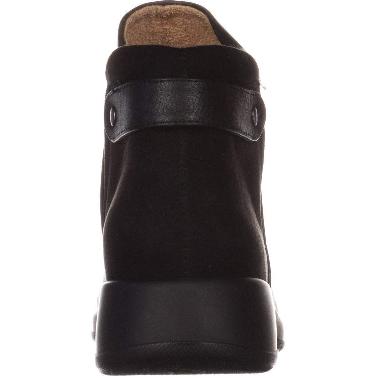 Naturalizer Womens Barita Round Toe Ankle Chelsea Boots 47f01f85d7b46