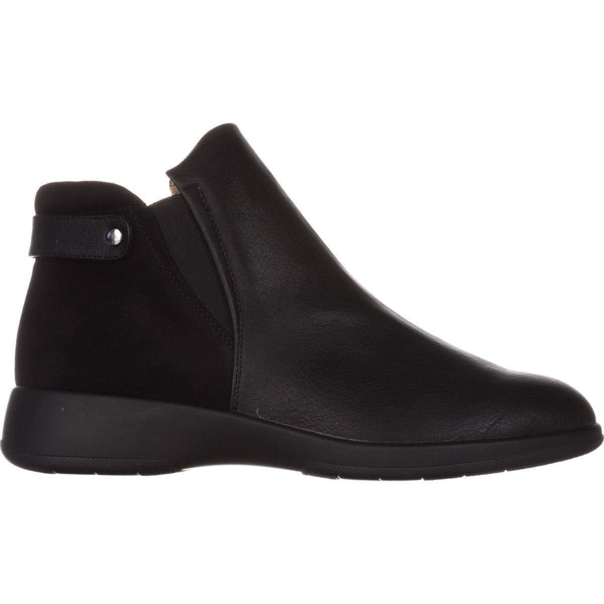 41a009f5034b7 Naturalizer Womens Barita Round Toe Ankle Chelsea Boots | eBay