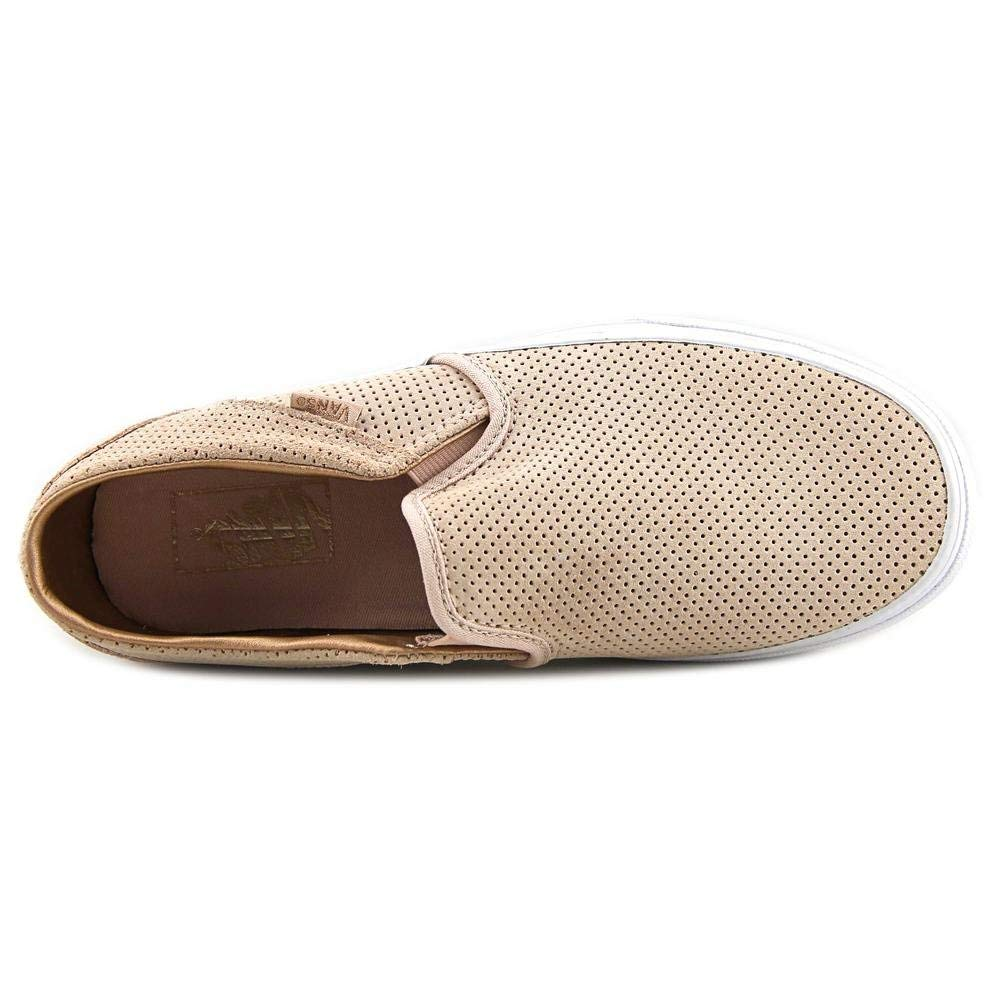 f39011abf1 Vans Womens Asher Low Top Slip On Fashion Sneakers
