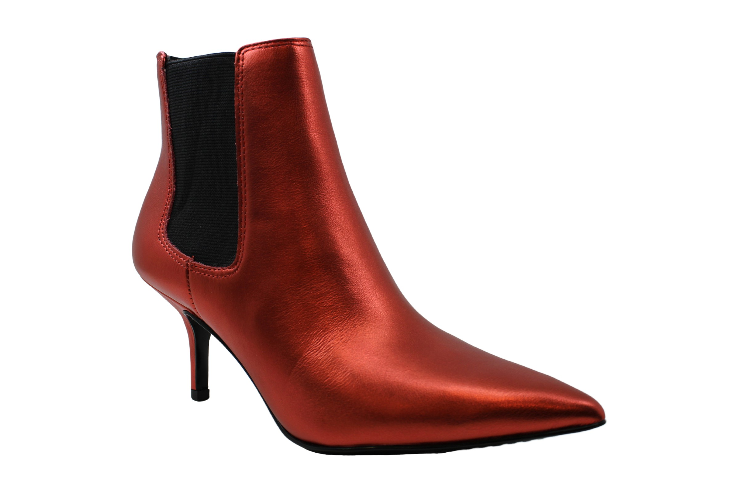 Vince-Camuto-Womens-Arlo-01-Leather-Pointed-Toe-Ankle-Chelsea-Boots thumbnail 2