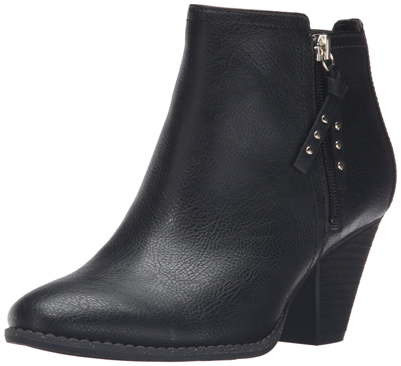 Dr. Scholl's Frauen Casey Geschlossener Zeh Fashion Stiefel black Groesse 8.5