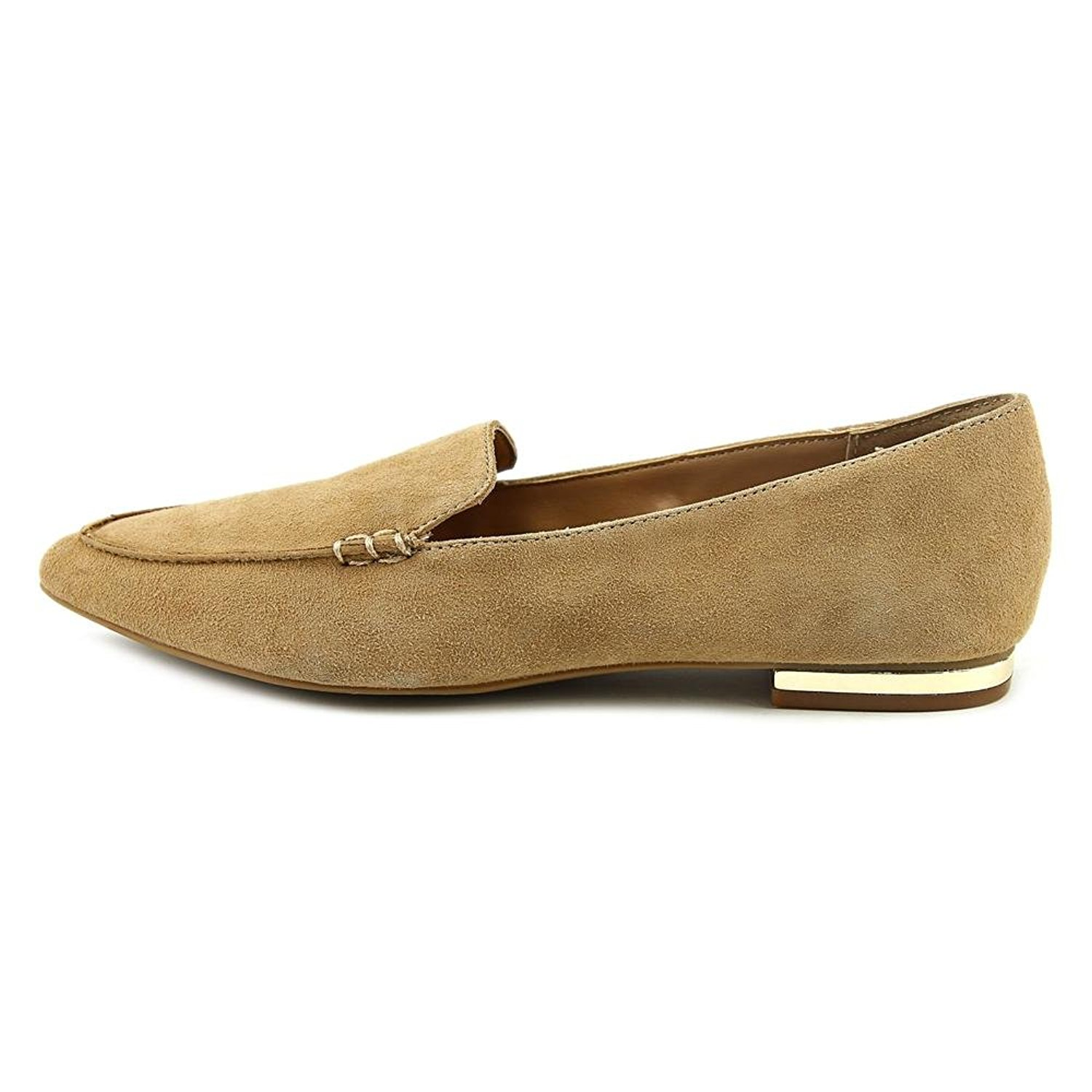 1bda9d17631 Steve Madden Womens Fausto Pointed Toe Loafers