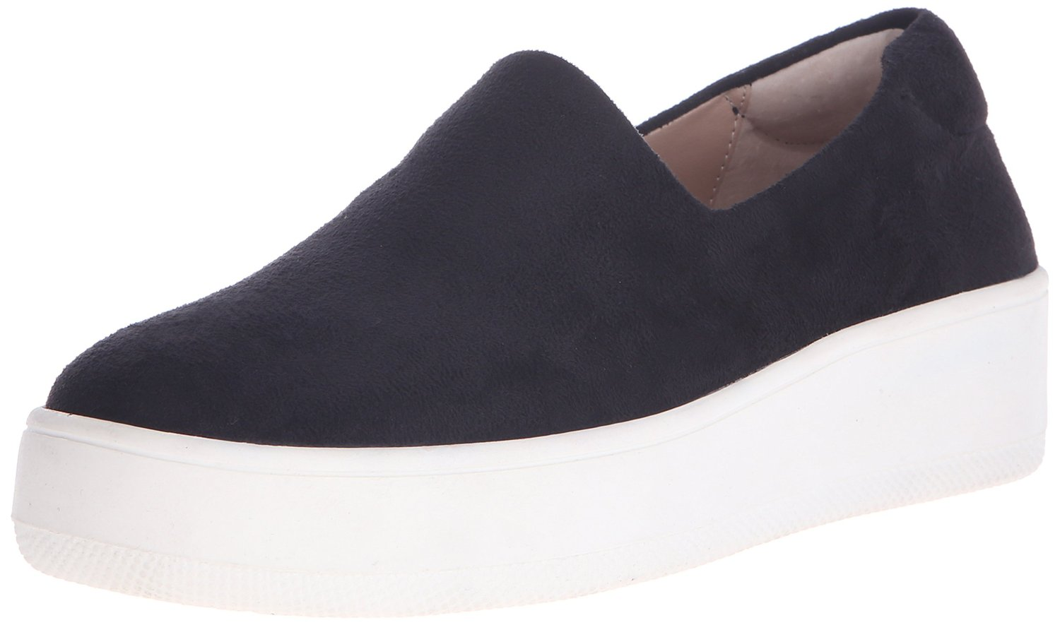 9419e687596 STEVEN by Steve Madden Womens Hilda Low Top Slip On Fashion