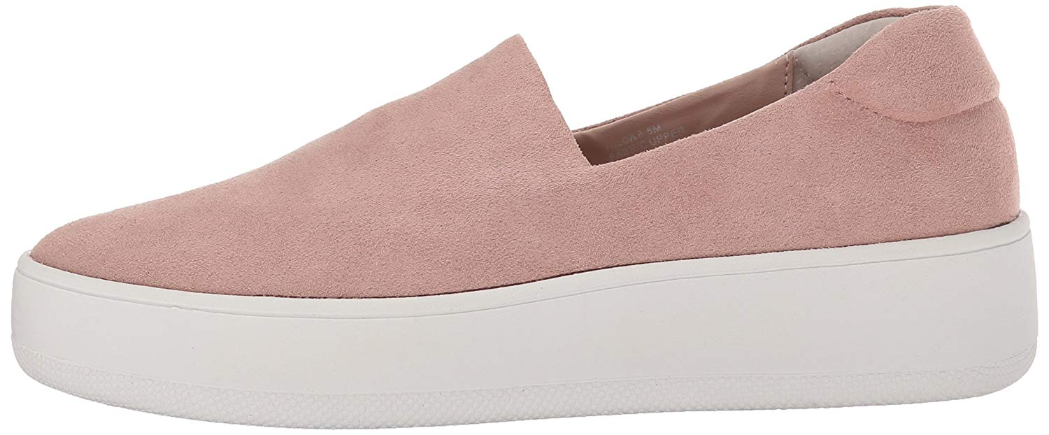 78b4b10eb86 Details about STEVEN by Steve Madden Womens Hilda Low Top Slip On Fashion,  Mauve, Size 7.5 2a6