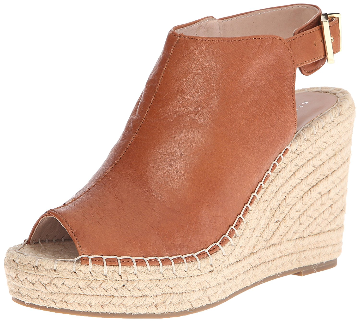 11e7f79ea0 Kenneth Cole New York Women's Olivia Espadrille Wedge Sandal | eBay