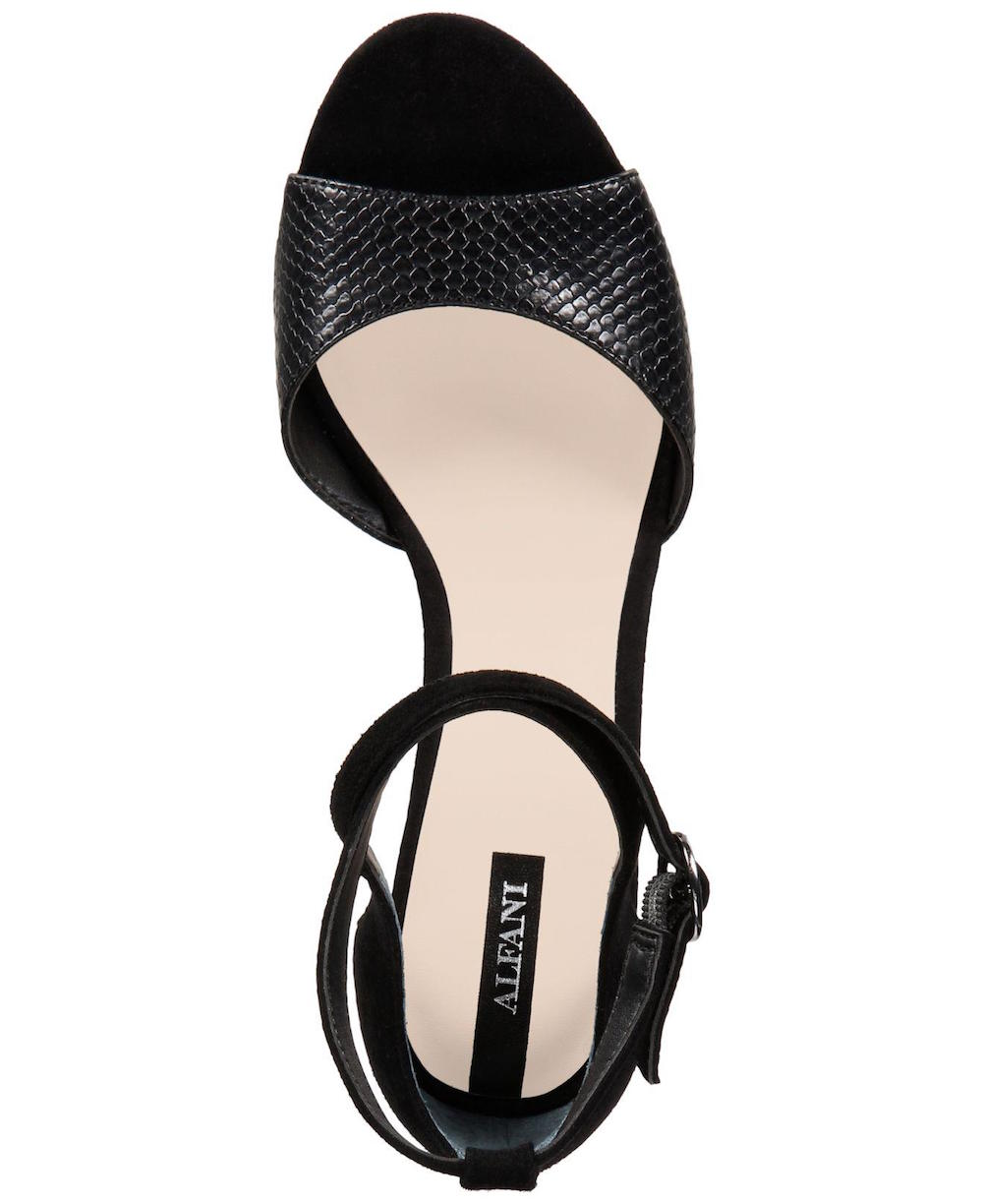 Alfani-Womens-Galeah-Open-Toe-Casual-Ankle-Strap-Sandals thumbnail 11