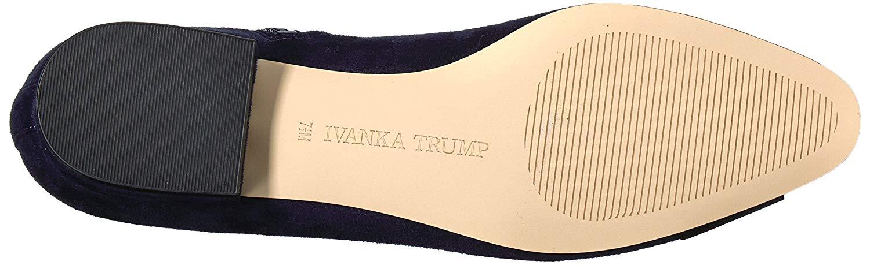 Ivanka Trump femmes Alie Alie Alie Pointed Toe Over Knee Fashion bottes 943bde