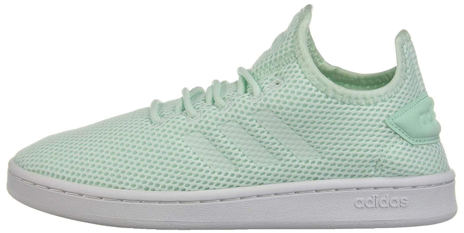 Details about adidas Women's Court Adapt, Clear, Size 11.0 78qj