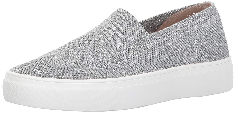 d92efa9b83f Steven by Steve Madden Kai Womens Fashion Sneakers Silver 8.5 US ...