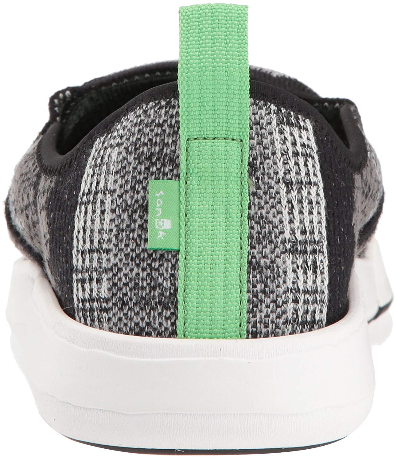 Sanuk Mens Chiba Low Top Pull On Fashion Sneakers