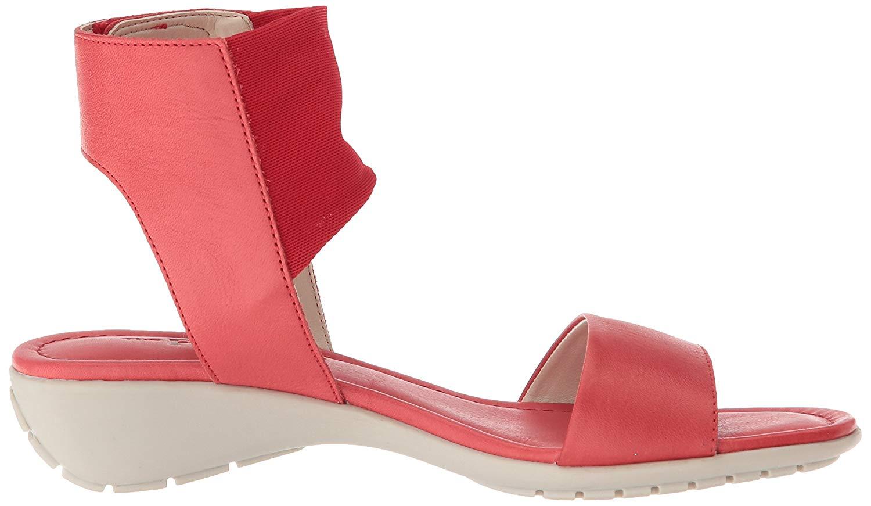 The Flexx brand jo Damenschuhe Heeled Sandales Rete Cherry Vacchetta Rete Sandales 7.5 ... 5583aa