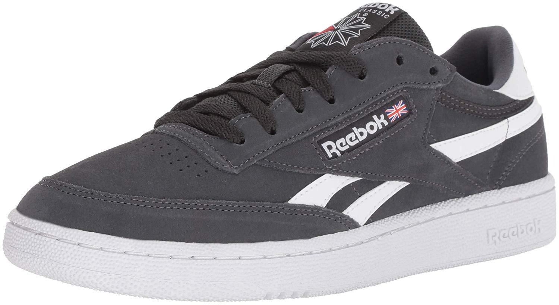 konkretna oferta specjalne do butów rozmiar 7 Details about Reebok Men's Revenge Plus, Est- Coal/White, Size 3.5