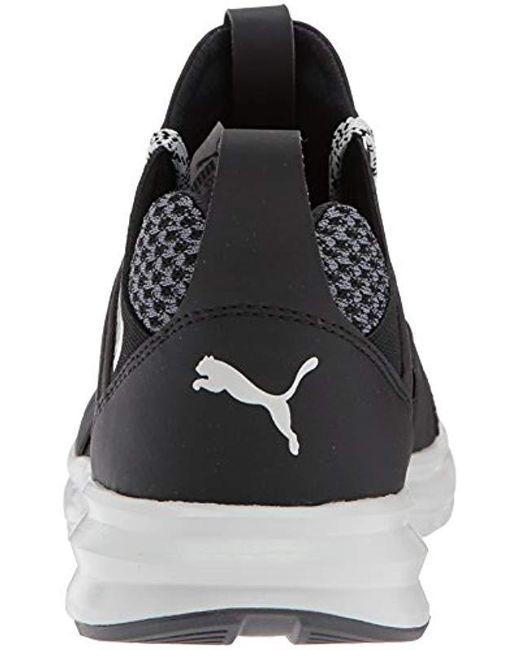 e995e1a72f02 Puma Womens Enzo Terrain Low Top Lace Up Running Sneaker