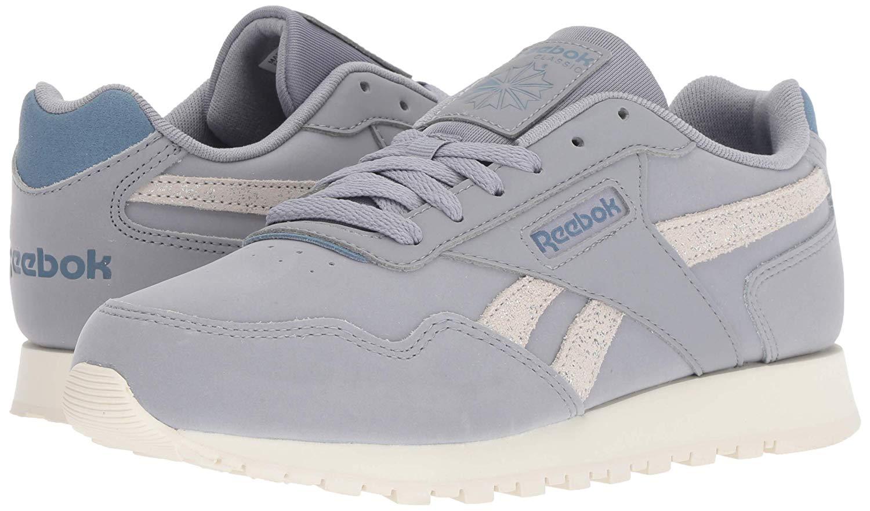 3e595143cd6ff5 Reebok Classic Harman Womens Athletic Shoes Usa-cool Shadow Chalk ...