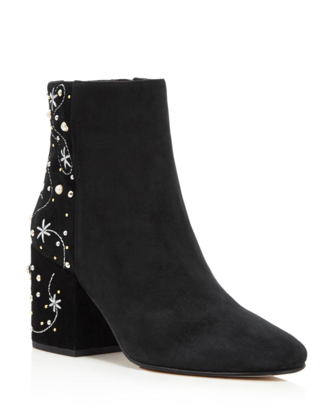 e8222f6a2a7b60 Sam Edelman Womens Taft Closed Toe Ankle Fashion Boots