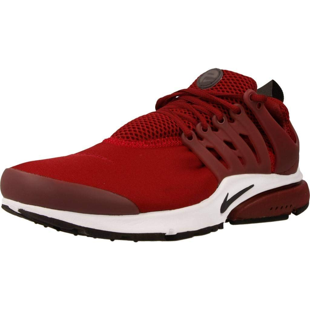 221e9130deb7 Nike Mens Air Presto Essential Low Top Lace Up Running Sneaker