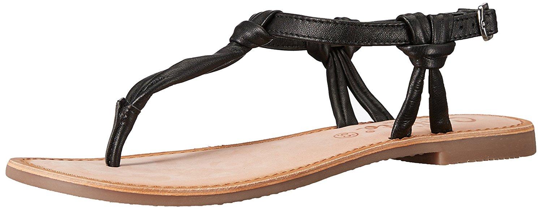 Callisto Womens Azza Dress Sandal Black Size 95
