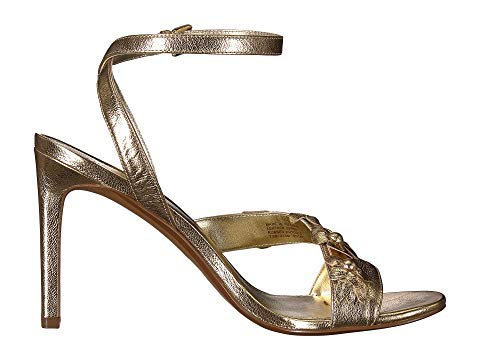 f59e631f77b7 Michael Michael Kors Womens Tricia Leather Open Toe Special Occasion ...