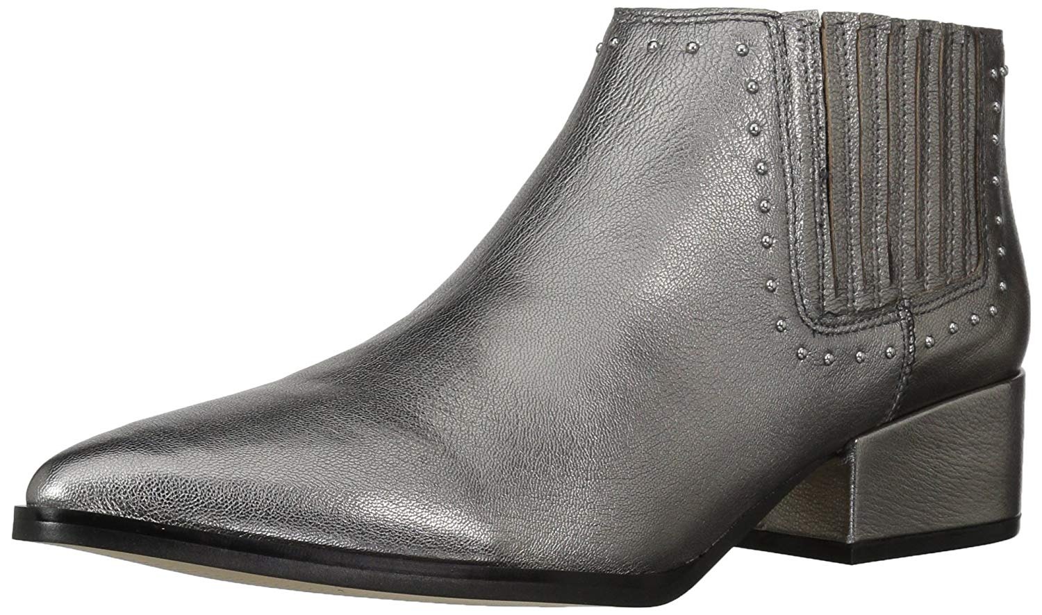 Marc Fisher damen Idalee Leather Closed Toe Ankle Fashion Stiefel
