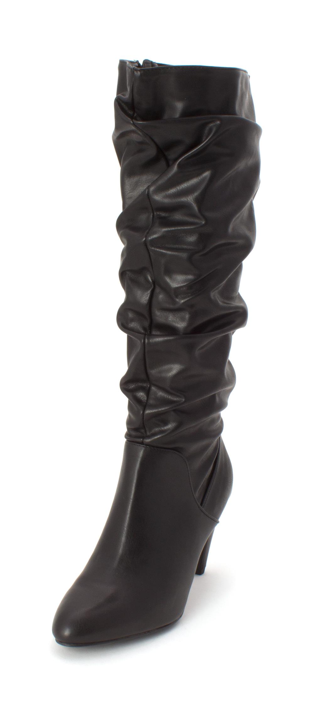 Worthington Womens Boots Black Black Black 8  US   6 UK 7116fd