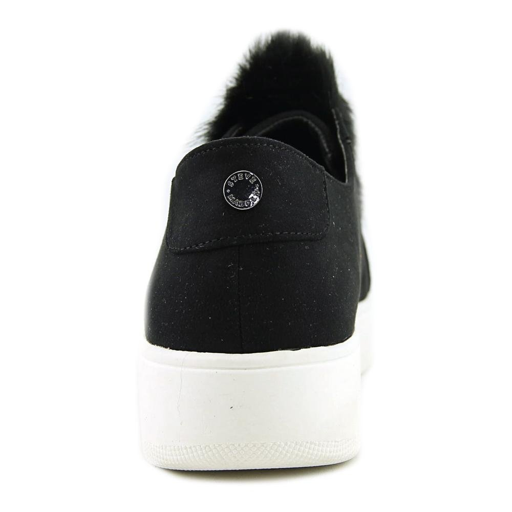 3e2bdb46cc1 Details about Steve Madden Womens Furlie Fabric Low Top Slip On Fashion,  Black, Size 11.0 YvoJ