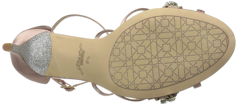 d1dbb11ab62c Badgley Mischka Women s Gisele Heeled Sandal