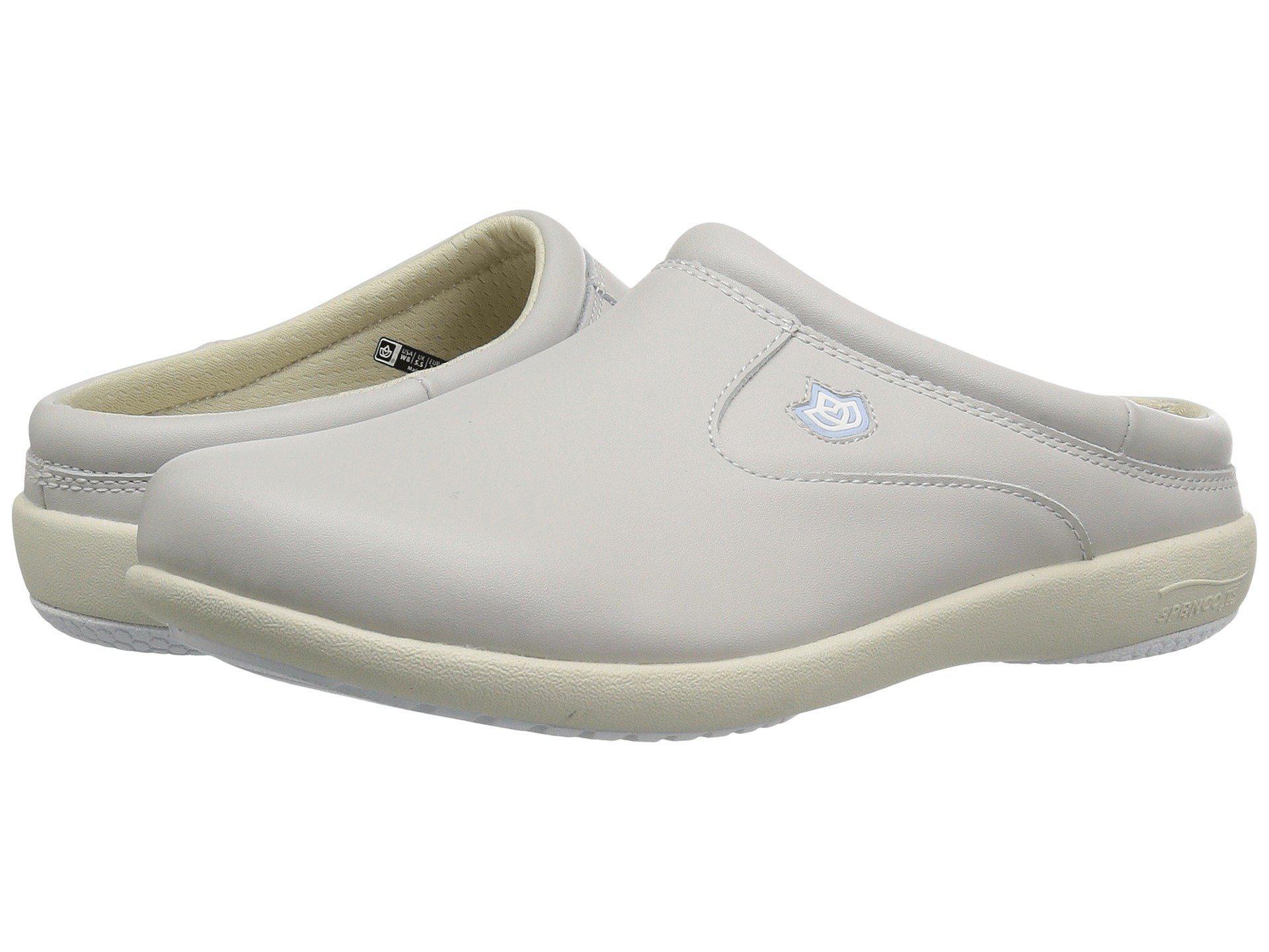1f8e21e7688 Spenco Womens Florence Medium Closed Toe Casual Slide Sandals