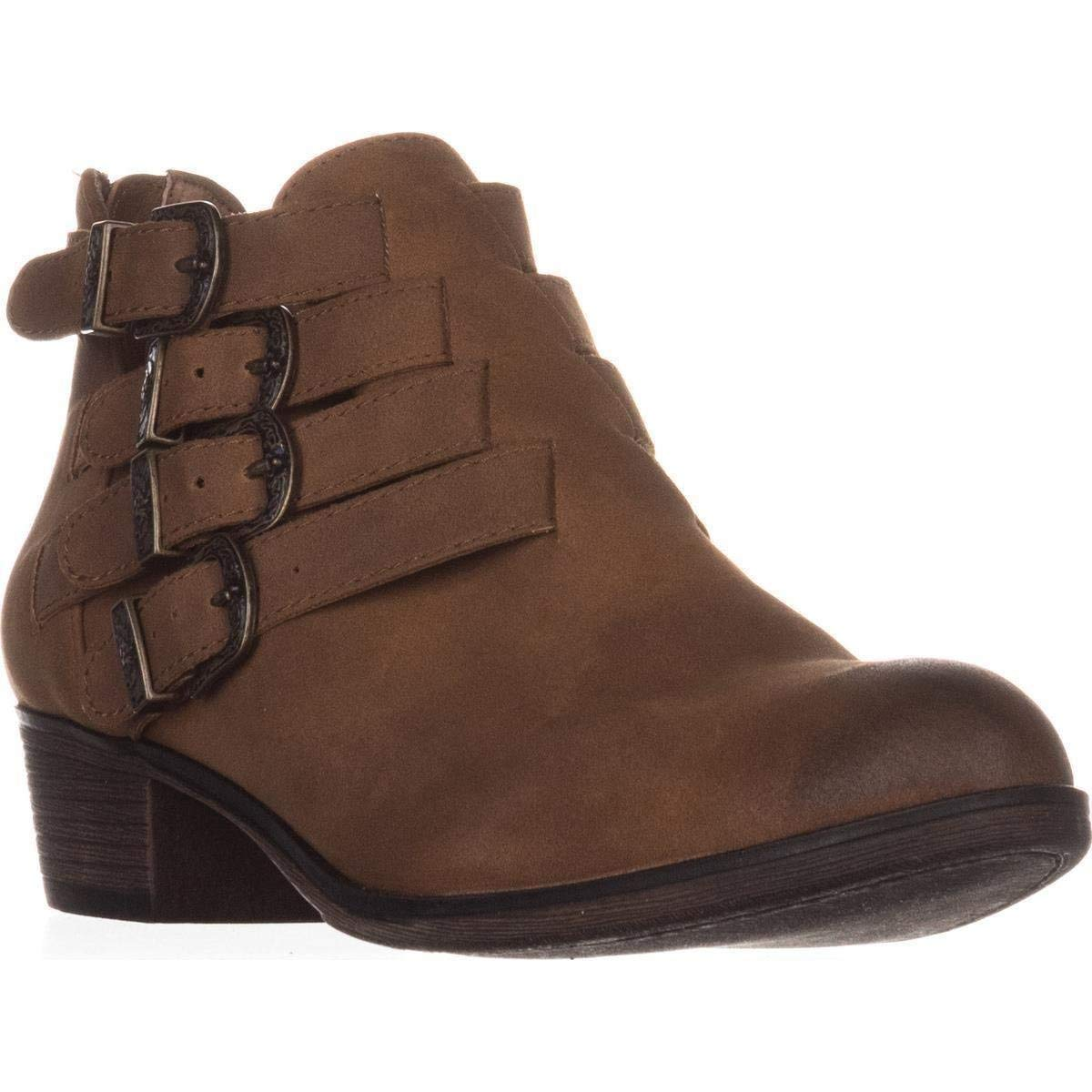 American Closed Rag Damenschuhe Darie Closed American Toe Ankle Fashion Stiefel ac8295