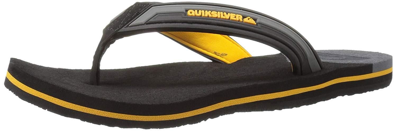 d6fd8af043a00 Quiksilver Men s Molokai New Wave Deluxe Flip-Flop Sandal