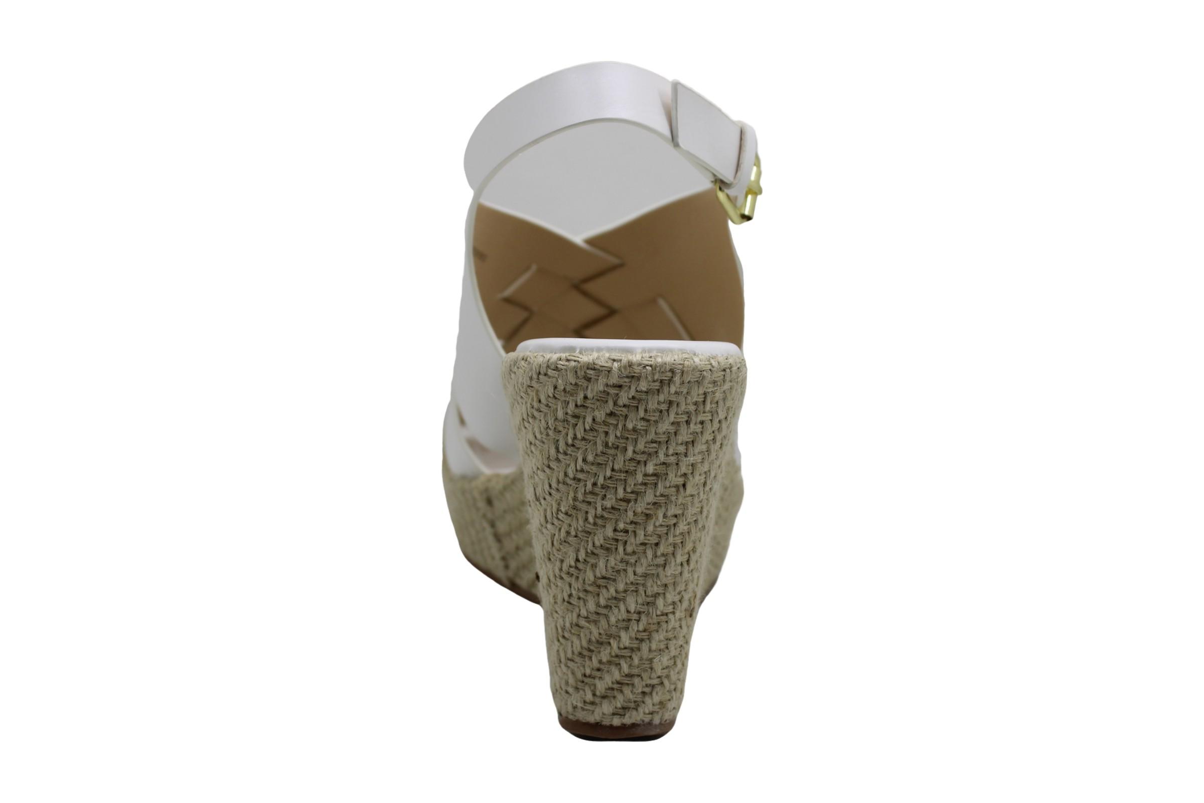 Xoxo-Womens-Lazaro-Fabric-Open-Toe-Casual-Ankle-Strap-Sandals thumbnail 4