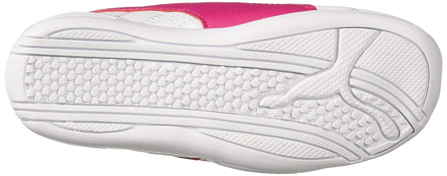 Kids Puma Girls Tune Cat 3 V Inf Leather Low Top 18e55a5d7