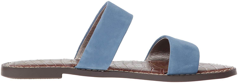 Sam Edelman donne gleitscarpe blu grande 7 US 38 EU EU EU eda259