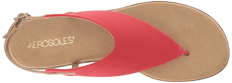 a85f0ef45af Aerosoles Womens Chlose Friend Open Toe Casual Slingback Sandals
