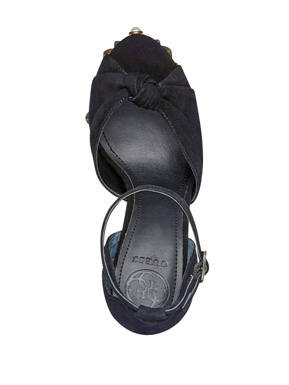 9 F Heels 7 5 Suede Black 5 Us Pumps Guess Kenzie2 Uk Womens amp; 6WgwO0Z
