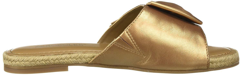 84ca9ec1f484 Aerosoles Women s Buttercup Slide Sandal