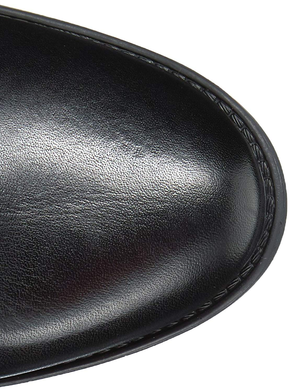 Vince Camuto puntera de cuero para mujer Bestan sobre sobre sobre la rodilla botas de Moda de Almendra 32e829