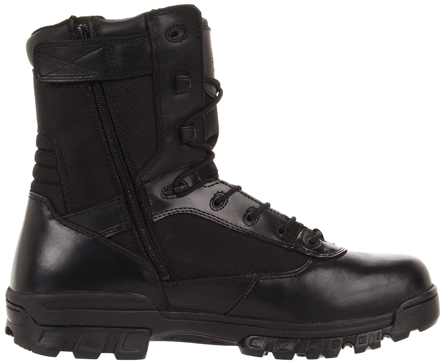 Bates Mens Tactical Sport Leather Soft Toe Lace Up Safety