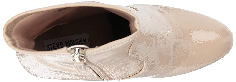 Steve Nude Madden Size Uk Ankle Eminent 7 A5tl 0 Patent Women's Bootie Us 9 rrqdxX