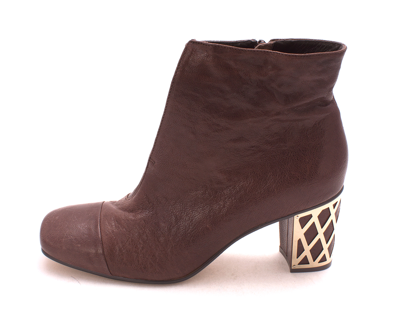 Nina Womens Vignette Closed Toe Ankle Fashion Boots  139e5ecd6e0a